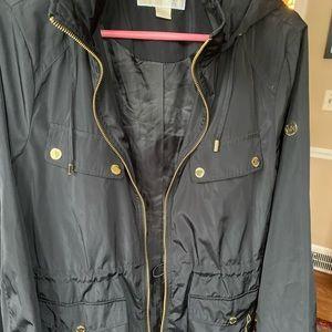 NWOT Michael Kors rain jacket